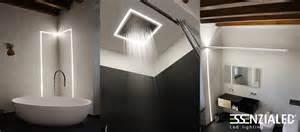 illuminazione per bagni moderni illuminazione led per abitazioni su misura made in