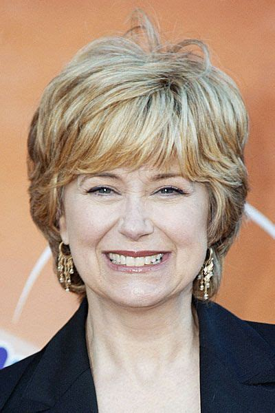 jane pauley hairstyle jane pauley in classic short haircut with full fringe and