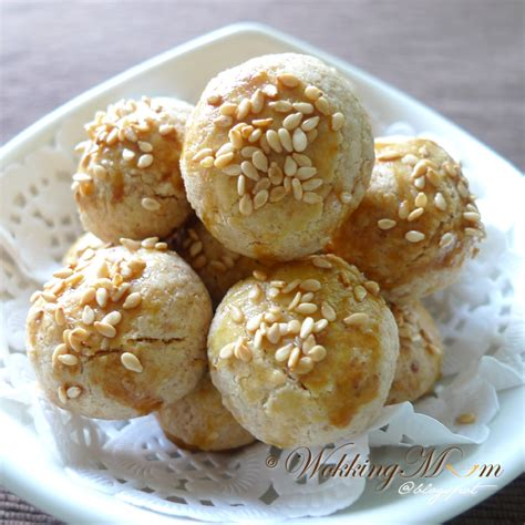 recipe for new year peanut cookies sesame and peanut cookie 芝麻花生酥 recipes recipe