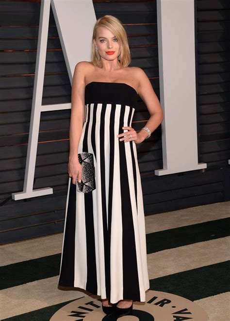 Vanity Fair 2015 Margot Robbie 2015 Vanity Fair Oscar In
