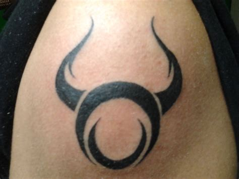 taurus zodiac sign tattoo design tattoos for taurus and find a