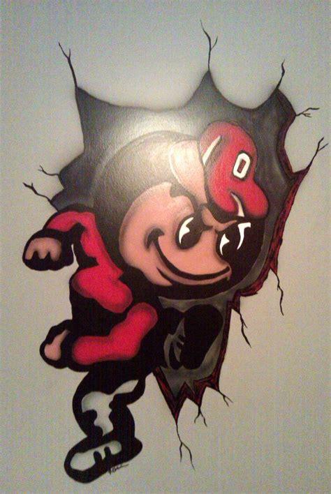 ohio state buckeye fan 21 best ohio state buckeyes tattoos images on pinterest