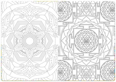 Meditation Coloring Pages meditative coloring pages piccadilly