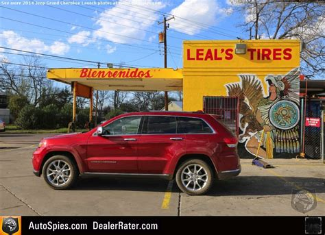 Jeep Shakes Review Does The 2014 Jeep Grand The