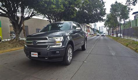 2019 Ford Lobo by A Prueba Ford Lobo Platinum 2018 El Tanque De Lujo