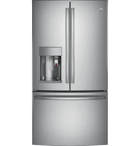 ge profile door fridge ge profile series energy 174 27 8 cu ft door