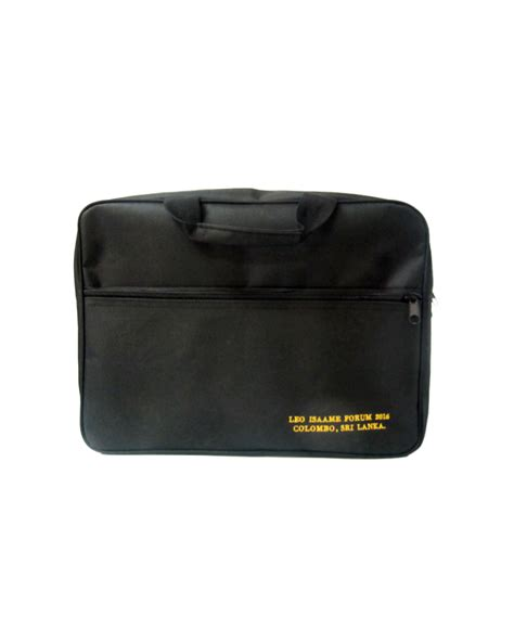 Up To 25 Leo Laptop Bags by Leo Islamee Fourm Laptop And Conference Bag