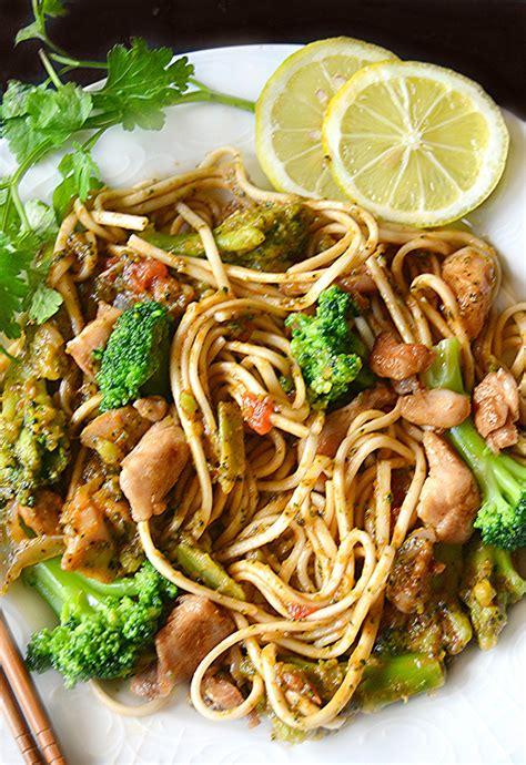 cucina etnica ricette facili ricetta etnica pollo pad thai ricette imma di domenico