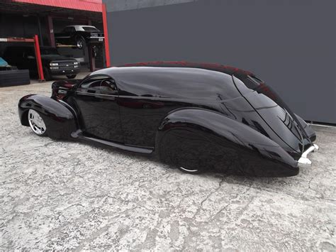 Handmade Cars - 1940 lincoln zephyr custom 183958