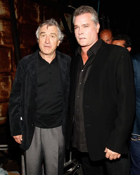 robert de niro ray liotta ray liotta and robert de niro photos photos spike tv s