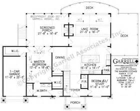 Cottage Home Floor Plans Walkers Cottage House Plan Country Farmhouse Southern