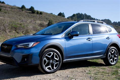 subaru crossover blue subaru s crosstrek is a small but value packed suv