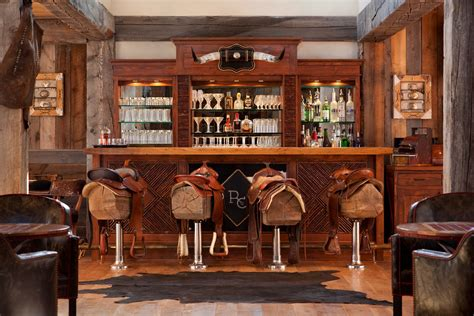 wild west home decor saloon bar