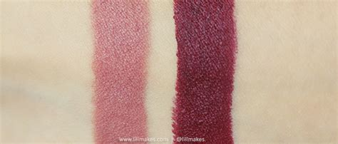 La Matte Velvet Runway l a matte flat velvet lipsticks lilimakes