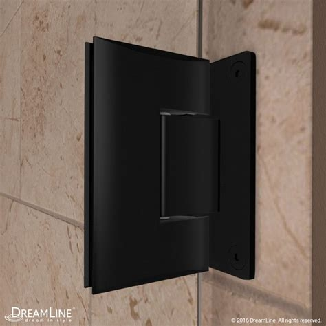 43 Inch Shower Door Dreamline Shdr 20427210 Unidoor 42 To 43 Inch Frameless Hinged Shower Door Shdr 20427210 01