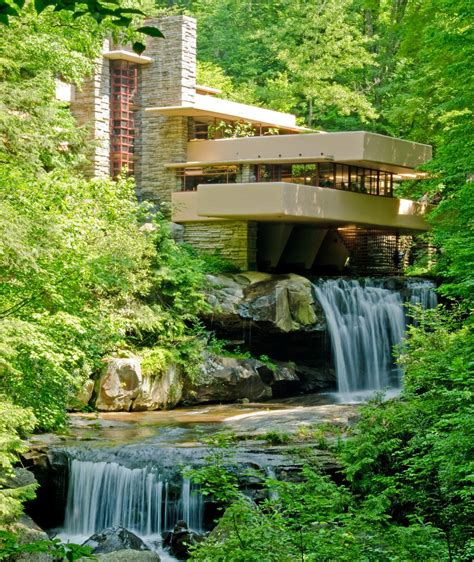 Fallingwater Fallingwater First Impressions Everywhere Once