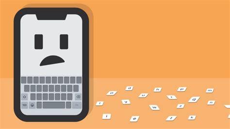 iphone keyboard  working heres   real fix