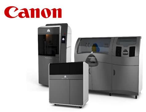 actualit 233 s cao canon participe pour la premi 232 re fois au salon 3d print
