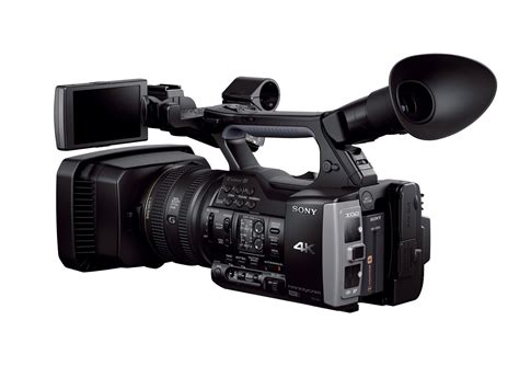 4k price sony fdr ax1 4k camcorder announced price specs release