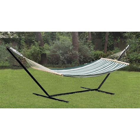 Texsport Hammock Texsport 174 Deluxe Hammock Stand 293813 Patio Furniture