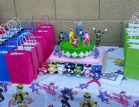 Power Rangers Decorations by Mighty Morphin Power Rangers Birthday Quot Its Morphin Time