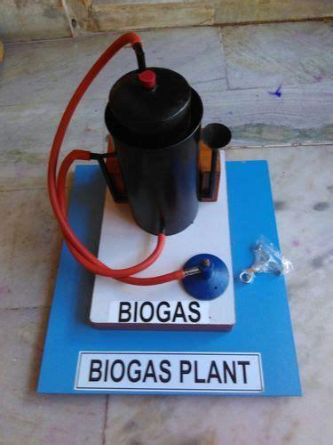 laboratory models biogas plant model exporter  ambala