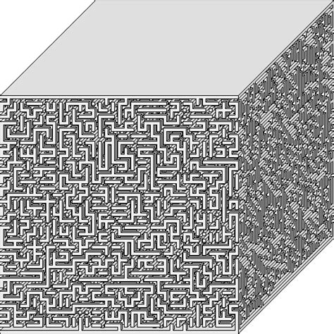 printable maze with no solution think labyrinth hypermazes