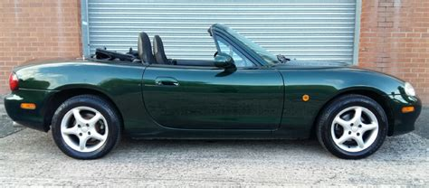 2001 Mazda MX 5 1.8 i 2dr   Midwest Performance
