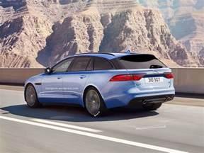 Jaguar Sportbrake Jaguar Xf Sportbrake To Launch Next Year Svr Coming