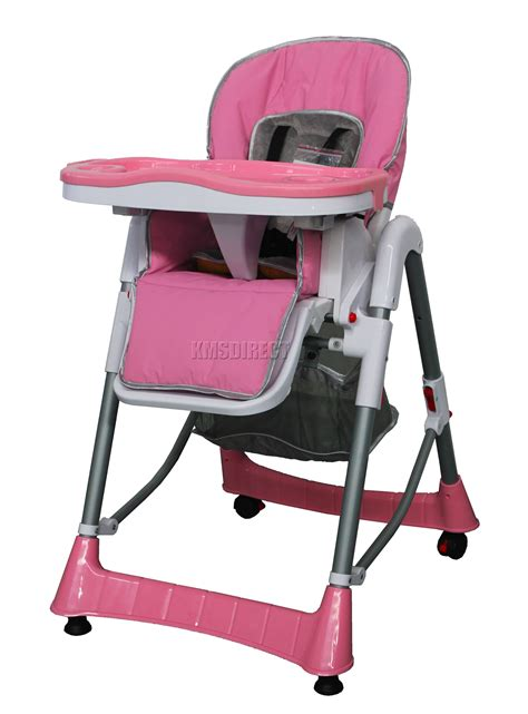 recline high chair baby high chair foldable recline highchair feeding seat