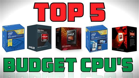 best cheap amd processor best budget processor for gaming ojazink