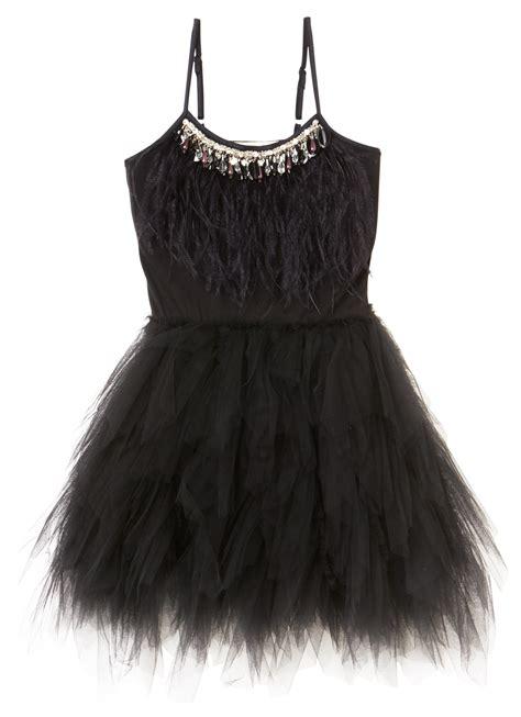 Tutu Dress Black by Tutu Du Monde Swan Tutu Dress In Black For Rent