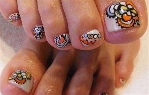 imagenes de uñas pintadas a pinceladas dise 241 os de u 241 as pinceladas u 241 asdecoradas club