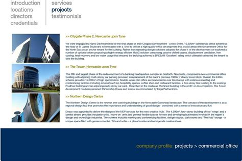 mechanical design company profile pdf mechanical and electrical building services design