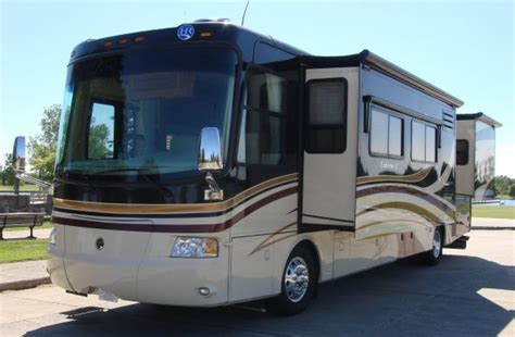 Motorhome Rentals and Service Center in the New Orleans area
