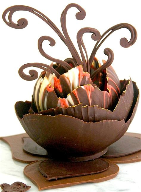 artistry in gourmet chocolate delicacies for fine 17 best images about chocolate bowls containers on