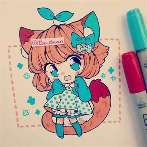tutorial gambar anime chibi 374 best images about chibi kawaii on pinterest so