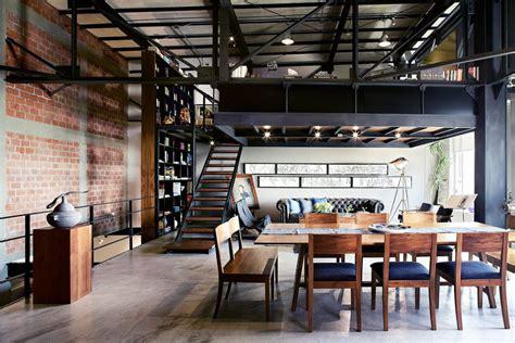 interni loft 6 soluzioni per arredare un loft moderno architettura e