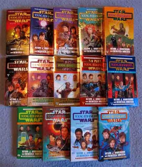 the p s wars books wars jedi knights series book and i