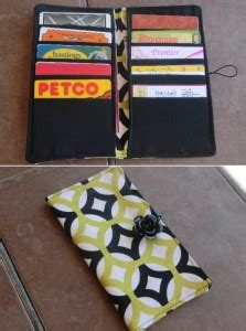 make your own credit card holder card wallet with pockets best fabric store
