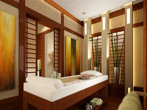 Masage Room by Room Images