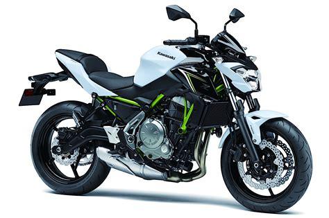 2017 Kawasaki Z650 Replacing ER6 N, Upgraded Z900 Debuting