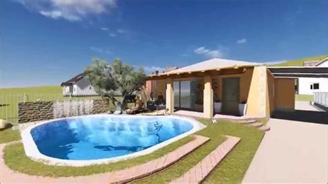 Progetto Villa Con Piscina by Progetto Di Villa Con Piscina Geom Marco Cacciaglia