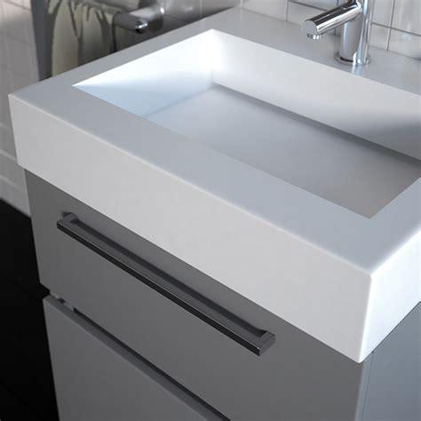 Mobili Bagno Grigio 20 Idee Di Arredamento Bagno In Grigio Mondodesign It