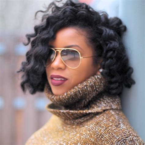 what length hair for wavy crochet bob trendy crochet braids for black women hairstyles 2017