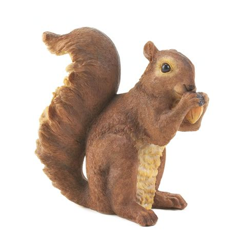 wholesale nibbling squirrel garden statue buy wholesale