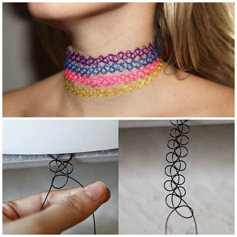 how to make a tattoo choker 25 best ideas about choker on