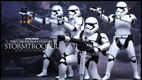 Ht Wars Stormtrooper Order Squad Leader Toys R Us Exclusive wars toys order stormtrooper heavy gunner squad leader 1 6 scale figures