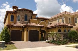 Tuscany Style House tuscan style house colors house design ideas