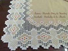 imagenes de bordados de la abuela martita m 225 s de 1000 im 225 genes sobre manteles en hardanger en